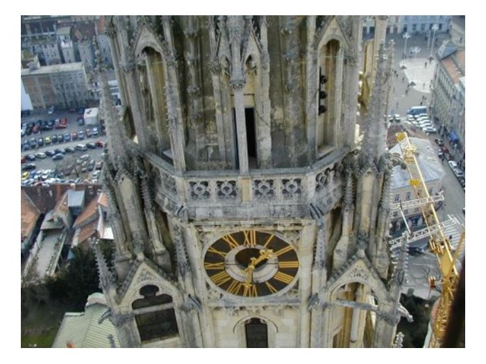 Krenula akcija uklanjanja sjevernog tornja katedrale