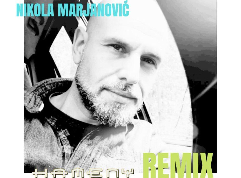 """Kameny i Nikola Marjanović snimili remix za pjesmu """"Iz pepela"""""""