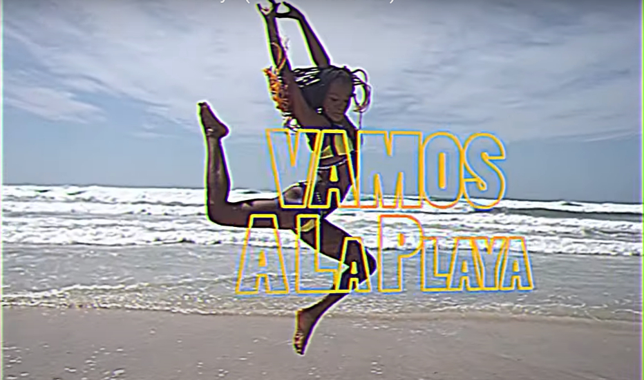Tom Novy Feat. Bella - Vamos A La Playa