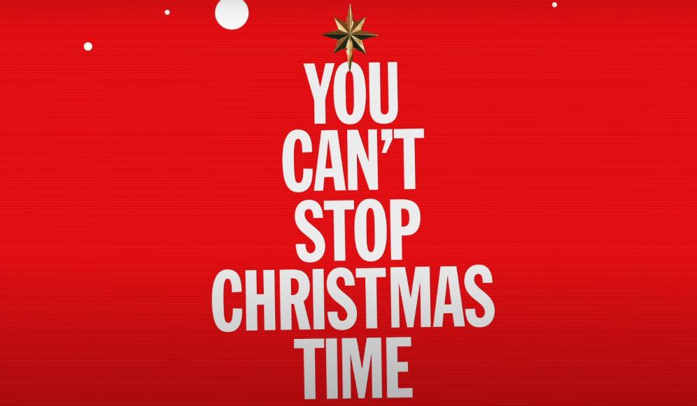 "Robbie Williams poručuje ""Can't Stop Christmas"""