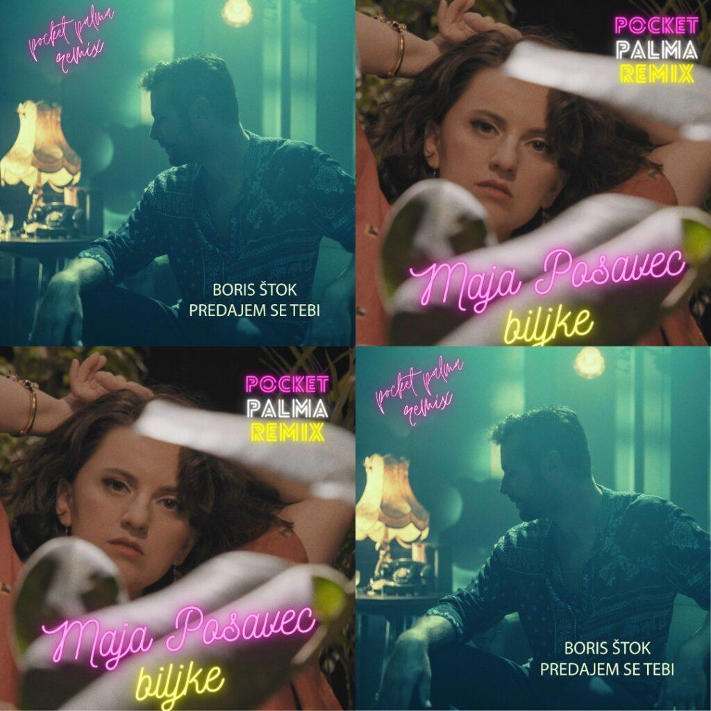 Pocket Palma remixirala Maju Posavec i Borisa Štoka
