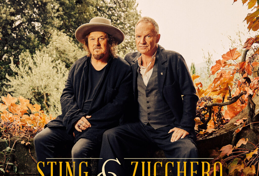Sting objavio duet sa Zuccherom